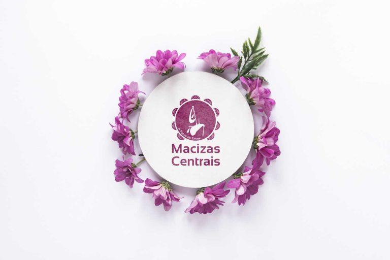 Logomarca e deseño para a banda de música tradicional Macizas Centrais