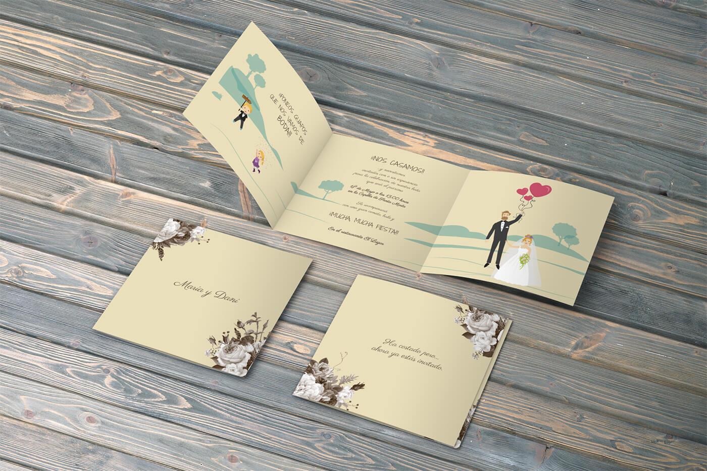 Invitacións de voda