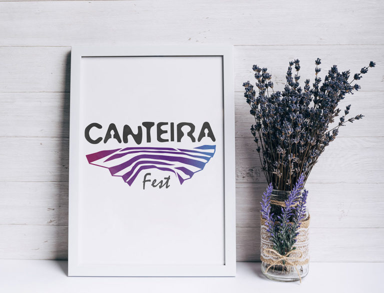 Deseño Logomarca Canteira fest